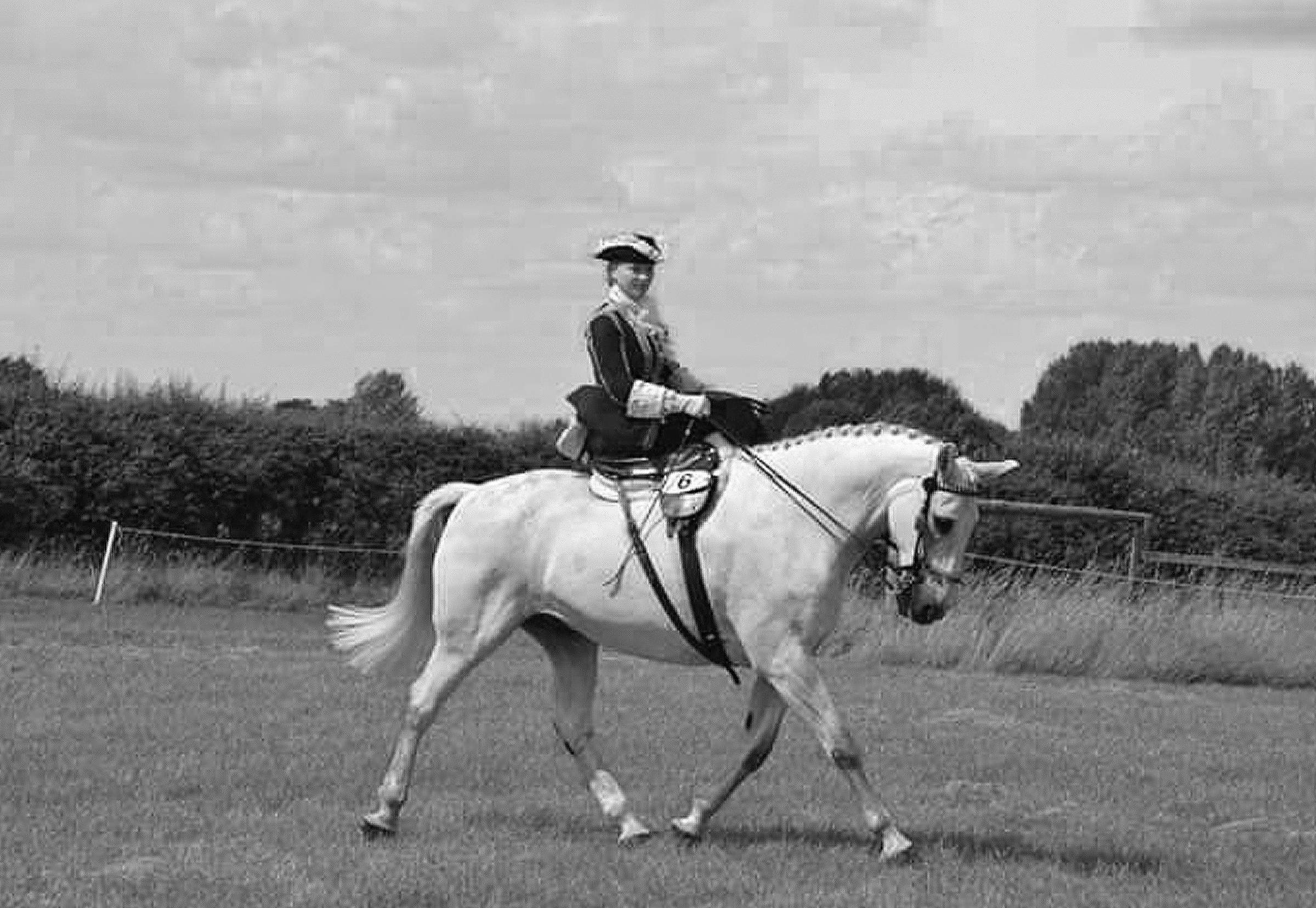 The passionate history of riding side saddle unveiled