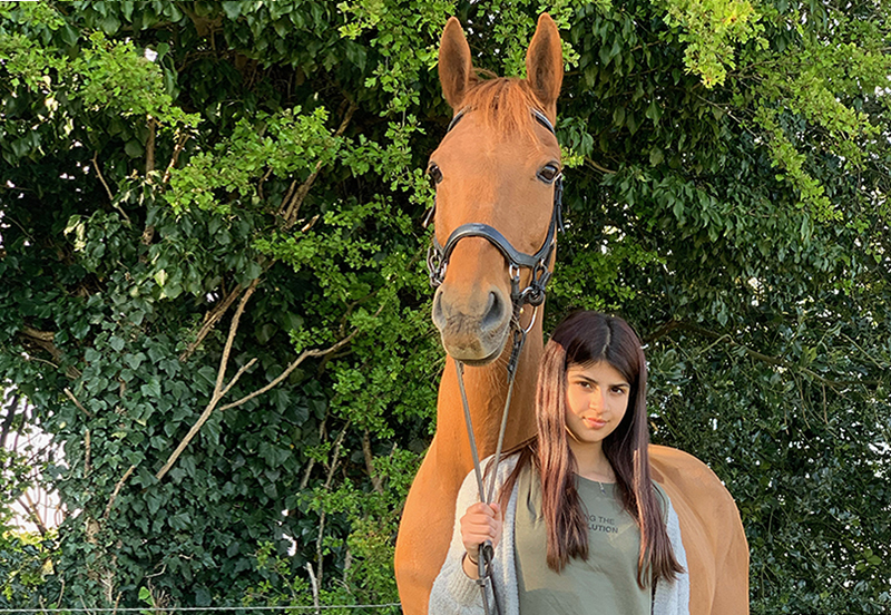 Q&A with Alayna who bought her horse using Whickr